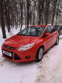 Орел Ford Focus 2012