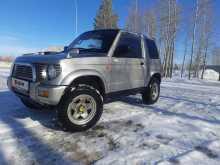 Невьянск Pajero Mini 1996