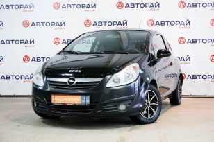 Ульяновск Opel Corsa 2008