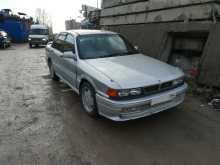 Новосибирск Galant 1989