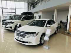 Улан-Удэ Toyota Camry 2012