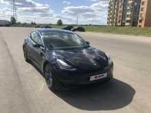 Москва Model 3 2019