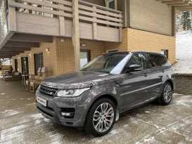 Барнаул Range Rover Sport