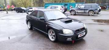 Москва Impreza WRX 2005