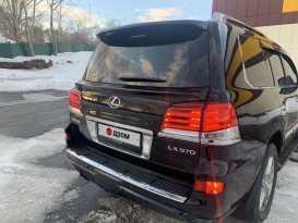 Петропавловск-Камчатский Lexus LX570 2008