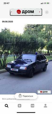 Ржев 2109 2002