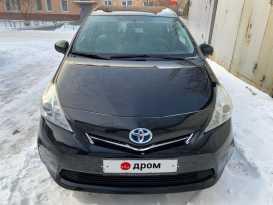 Омск Prius v 2012
