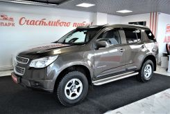 Ярославль TrailBlazer 2013