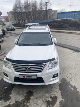 Петропавловск-Камчатский Lexus LX570 2011