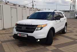 Краснодар Explorer 2013