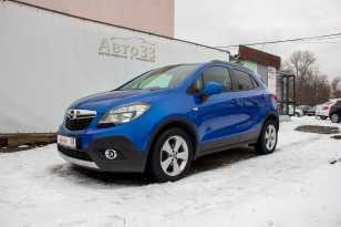 Владимир Opel Mokka 2015