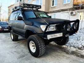 Владивосток Land Cruiser 2001