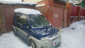 Новосибирск Toppo BJ Wide 1999