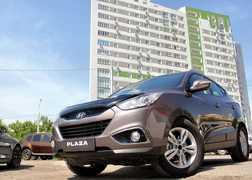 Уфа Hyundai ix35 2012