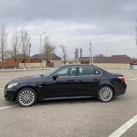 Грозный BMW 5-Series 2009