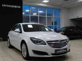 Киров Opel Insignia 2014