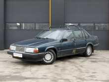 Москва Volvo 940 1990