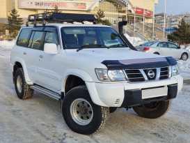 Хабаровск Nissan Safari 2000