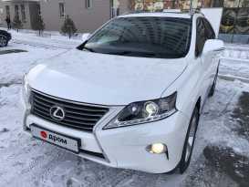 Абакан Lexus RX350 2012