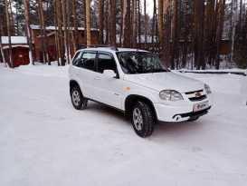 Томск Niva 2009