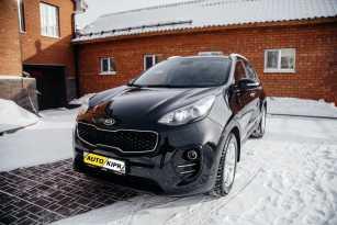 Тюмень Kia Sportage 2017