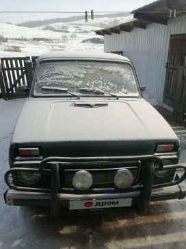 Краснокаменск 4x4 2121 Нива 1999