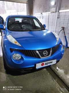 Владивосток Nissan Juke 2012