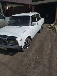 Черногорск 2107 2004