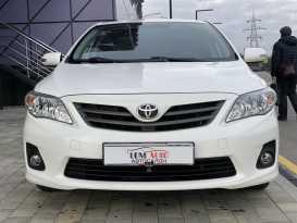 Севастополь Corolla 2012