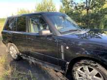 Нижний Новгород Range Rover 2007