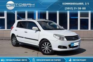 Омск MK Cross 2011
