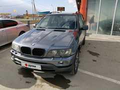 Южно-Сахалинск BMW X5 2003