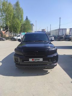 Новосибирск Land Cruiser 2012