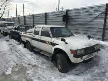Красноярск Hilux Pick Up 1983