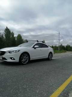 Ноябрьск Mazda6 2012