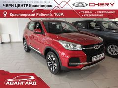 Красноярск Tiggo 4 2021