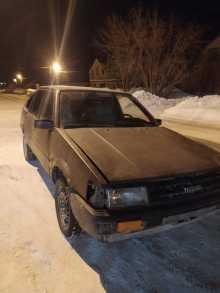 Заводоуковск Corolla 1986
