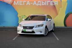 Краснодар ES250 2013