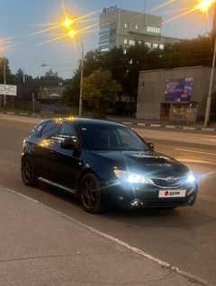 Новокузнецк Impreza WRX 2008