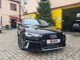 Краснодар Audi A6 2015