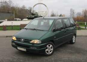Москва Peugeot 806 2001