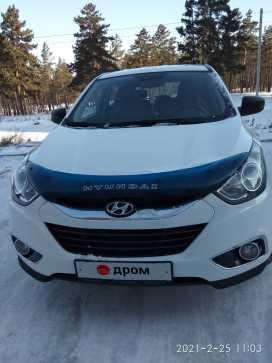 Улан-Удэ ix35 2012