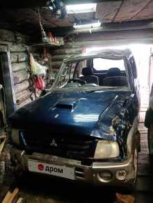 Газимурский Завод Pajero Mini 1995