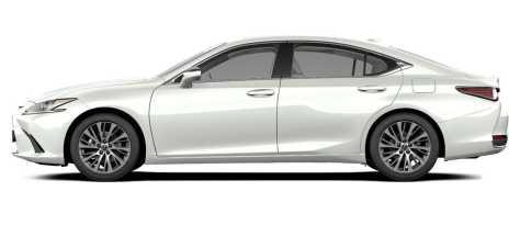Тольятти Lexus ES250 2021