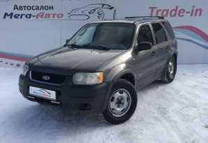 Нижний Новгород Ford Escape 2001