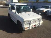 Новороссийск Pajero Mini 1996