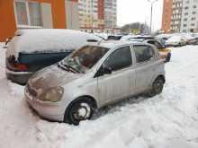 Уфа Yaris 2000