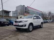 Астрахань Fortuner 2013