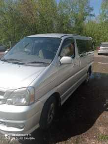 Красноярск Touring Hiace 2000