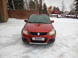 Тальменка SX4 2012